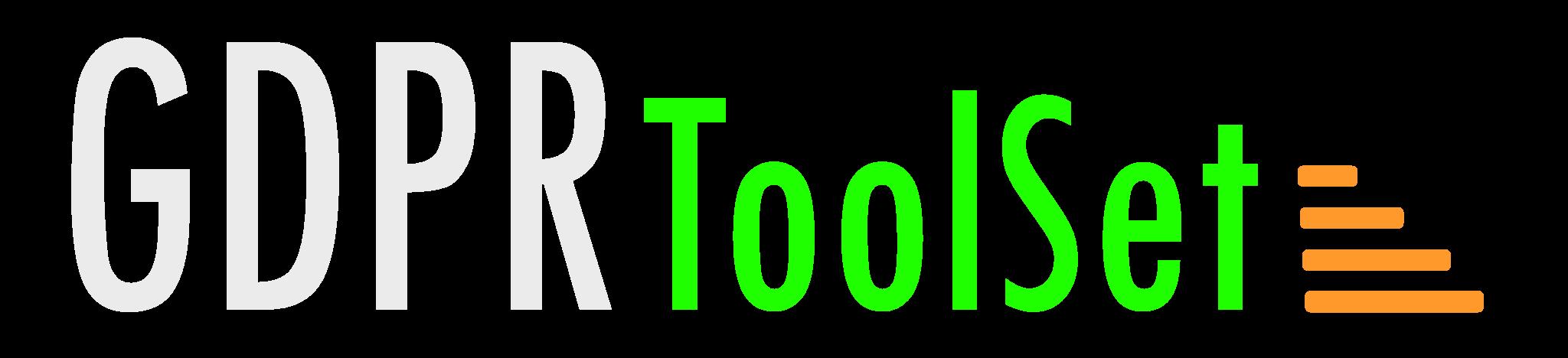 GDPR Tool Set